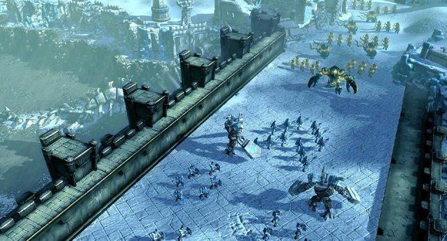 Für Nur-Solospieler ist BattleForge definitiv zu kurz.