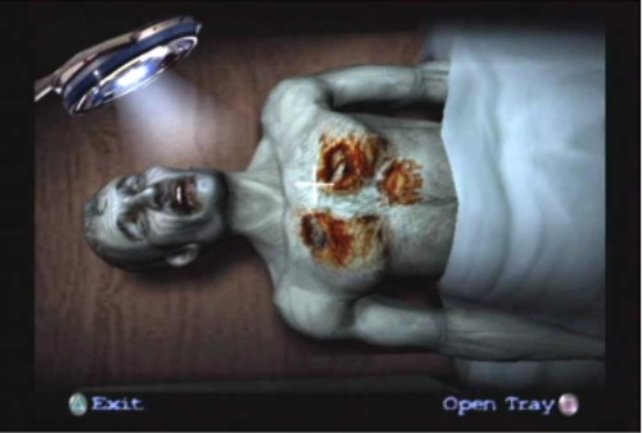 Eine Autopsie steht auf dem Programm