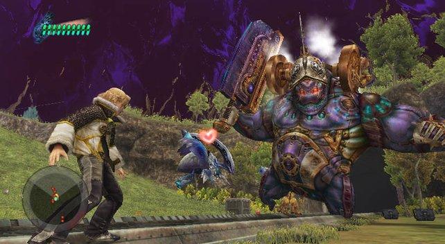 Riesige Boss Gegner gehören zu jedem Final Fantasy Spiel.