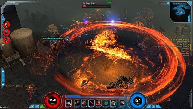 Viele Spiele wie Marvel Heroes könnt ihr in relativ kurzer Zeit komplett durchspielen, ohne auch nur einen Cent zu zahlen.