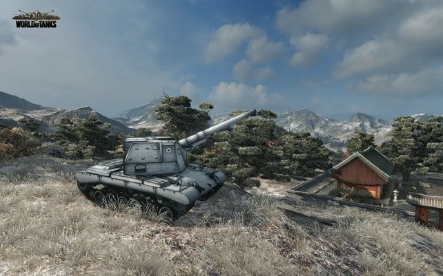Online-Spiele wie World of Tanks erfreuen sich zunehmender Beliebtheit.