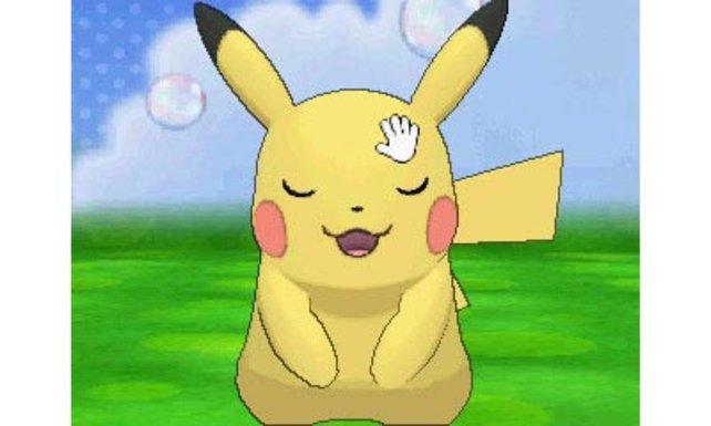 Wenn ihr genug Zuneigung zeigt, erhalten die Pokémon einen Kampfbonus.