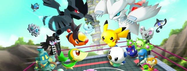 Pokémon Rumble U: Ab August auch im europäischen eShop erhältlich