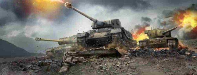 Das Wochenende steht ganz im Sinne der schweren Panzer: Es gibt Rabatte beim Kauf der Fahrzeuge sowie Boni in Gefechten.