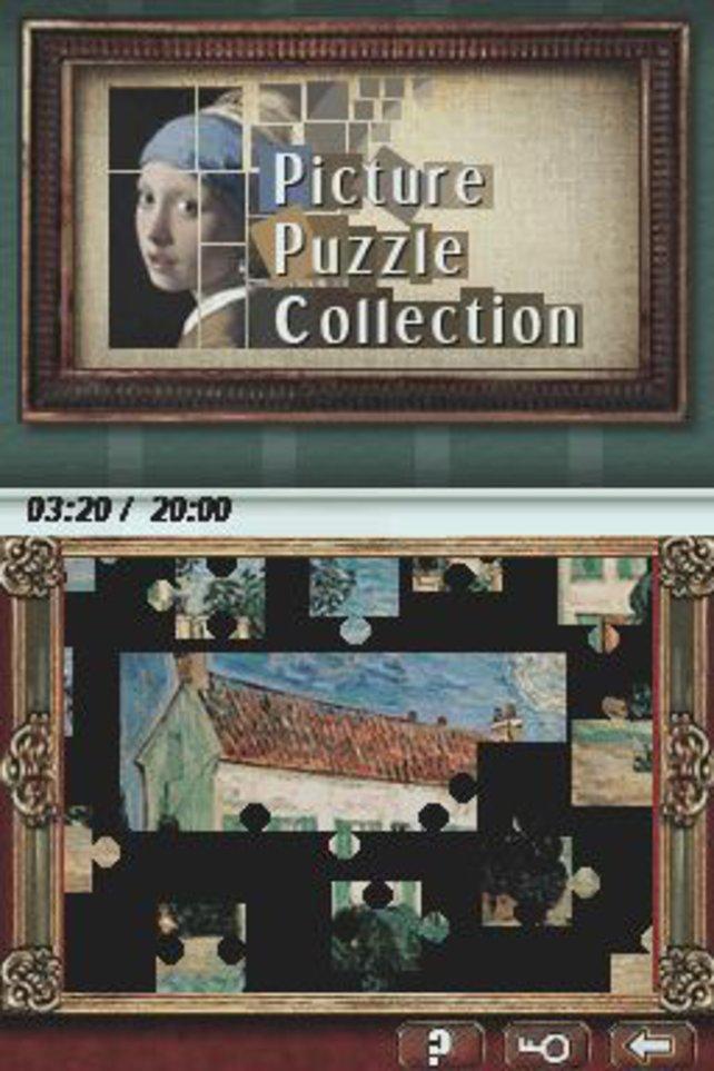 Richtige Puzzles, wie ihr sie aus der Schachtel kennt, gilt es hier auch zu meistern.