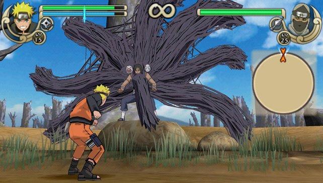 Die Bosse in Ultimate Ninja Impact haben es in sich.