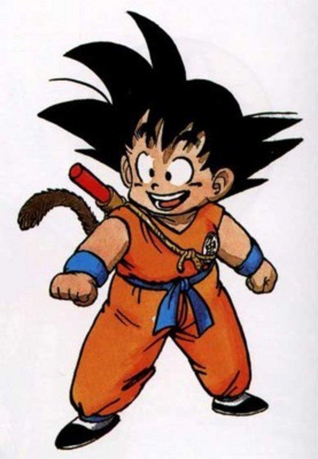 So kennt ihn die Welt seit 27 Jahren: Son-Goku.