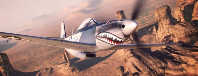 World of Warplanes: Offene Beta startet im Juli