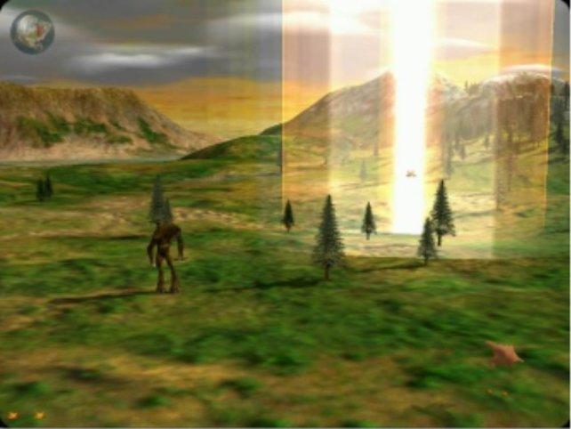 Wunderbare Lichteffekte zeichnen das Spiel aus