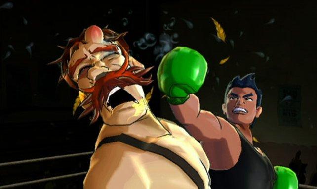 Mit Spaß zum Champion: Comicsequenzen sorgen für Lacher.