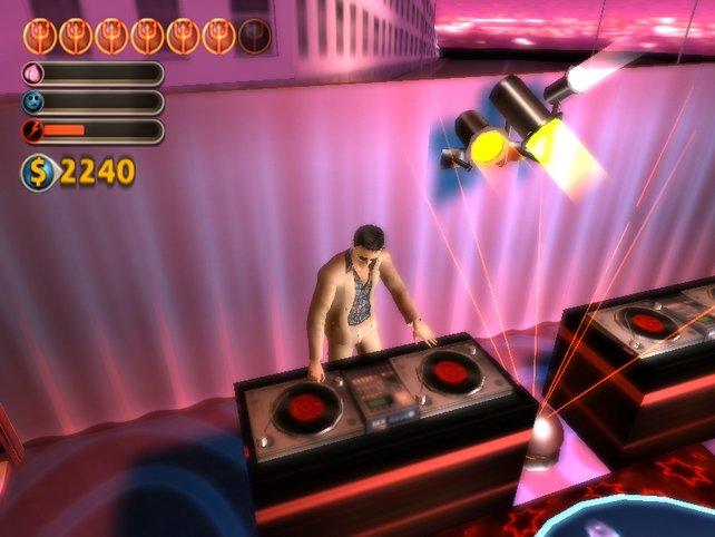Als DJ