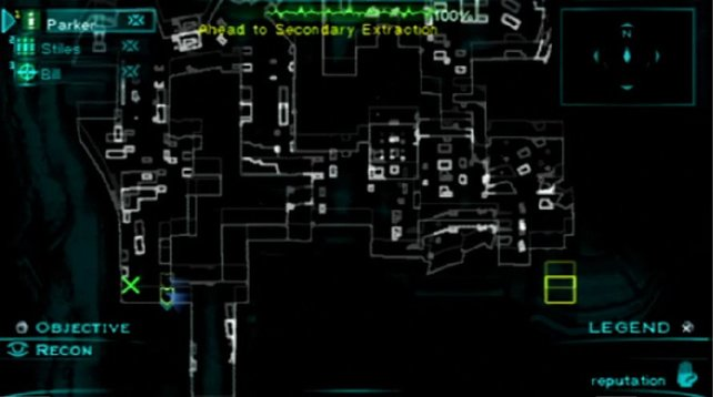 Zur Orientierung ein Blick auf die Karte.