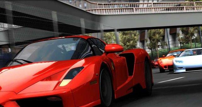 Project Gotham Racing 3 sieht spektakulär gut aus