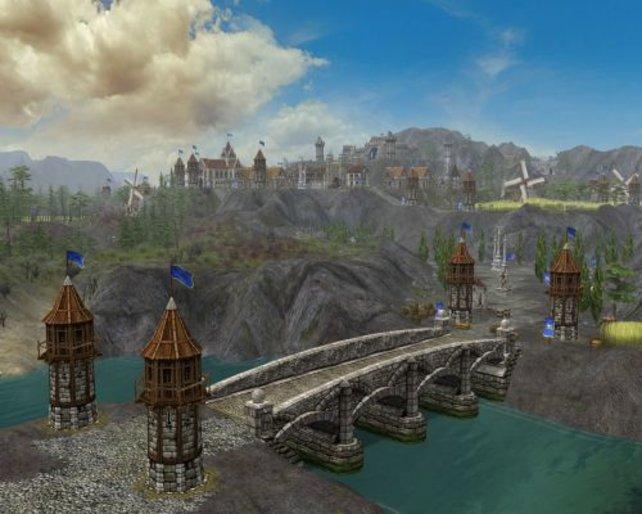 Und nochmal eine Brücke