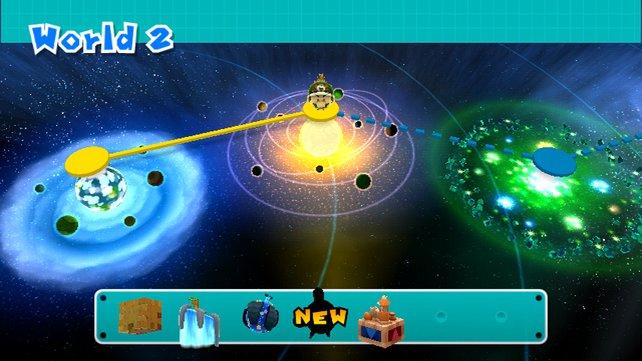 Galaktischer Spielspaß: Super Mario Galaxy 2