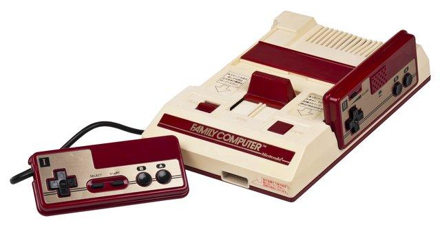 Der Erzfeind des Master Systems und erster Konkurrent des Mega Drive: Nintendos Famicom (NES).