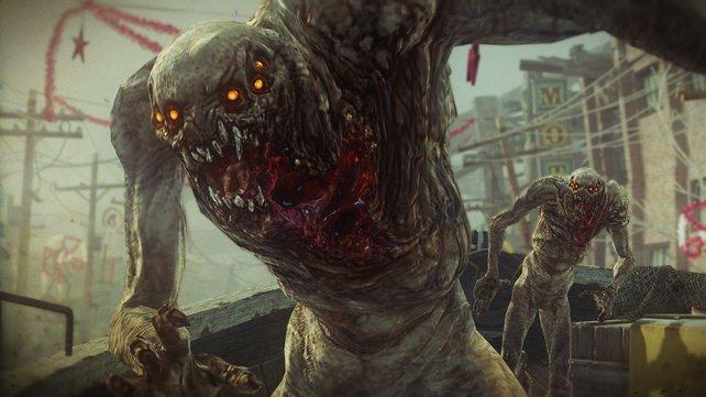 Die Bestien erinnern manchmal stark an Dead Space. Gut so!
