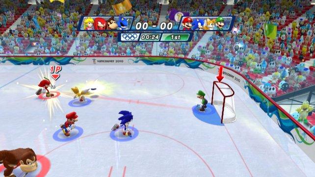 Die Olympischen Winterspiele werden ihrem Namen absolut gerecht.