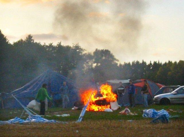 Camper sind bei ihren Mitspielern verhasst. Das hat oft explosive Folgen.