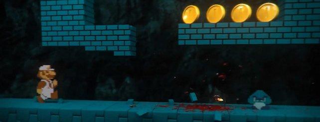 Super Mario Bros.: So würde es heute aussehen