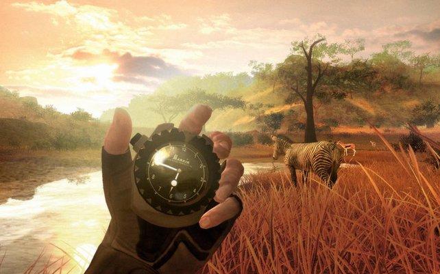 Far Cry 2 überzeugt durch eine lebendige Umwelt