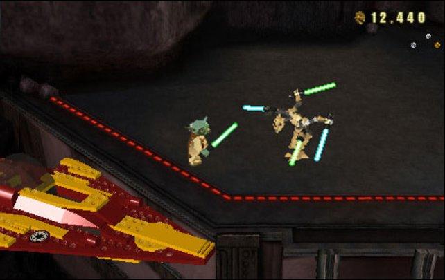 General Grievous duelliert sich mehrmals mit euch.