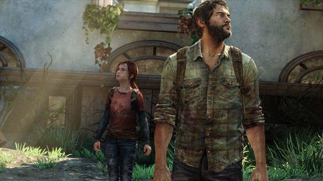 Das Last of Us erscheint exklusiv für PS3 und bietet zwei Hauptcharaktere.