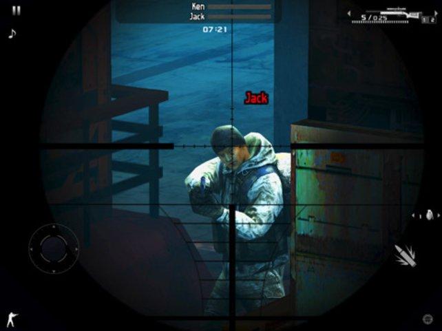 Lautlos töten ohne entdeckt zu werden ist im Spiel oft schwierig.