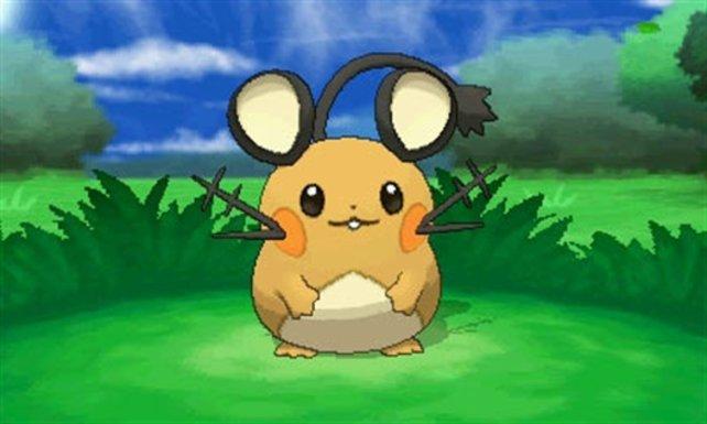 Gestatten, ein Pikachu-Nachahmer.