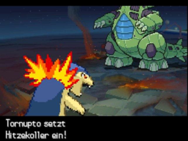 Und ewig kämpfen die Pokémon...