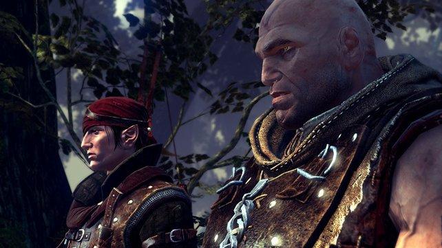 Freunde fürs Leben - und Geralts Feinde.