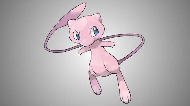 Mew ist wohl das meist diskutierte Pokémon der ersten Generation.