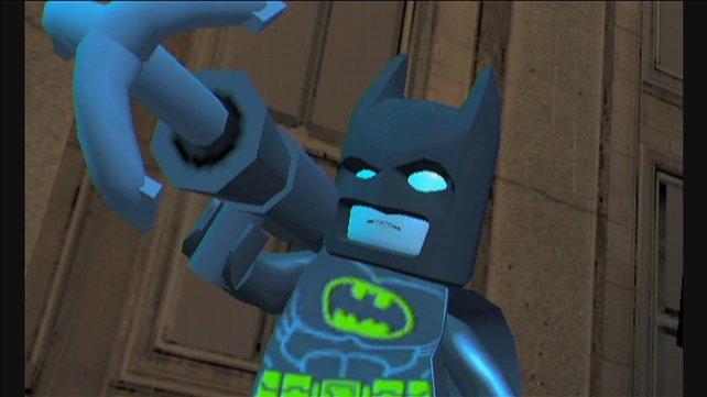 Wer Batman auf seinen Abenteuern begleiten möchte, ist hier goldrichtig.
