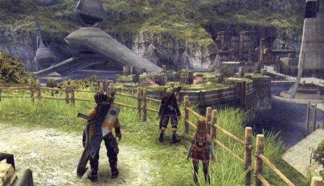 Xenoblade ist das wohl beste Japano-Rollenspiel der letzten Jahre.