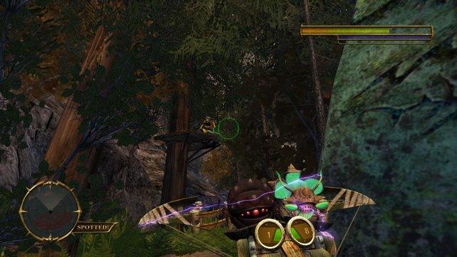 In der Oddworld verschießt ihr lebendige Munition!