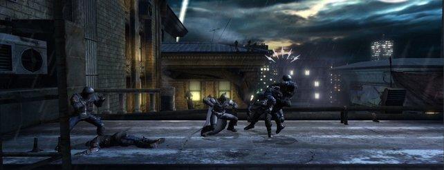 Batman - Arkham Origins Blackgate: Batman boxt sich durchs Gefängnis (Video)