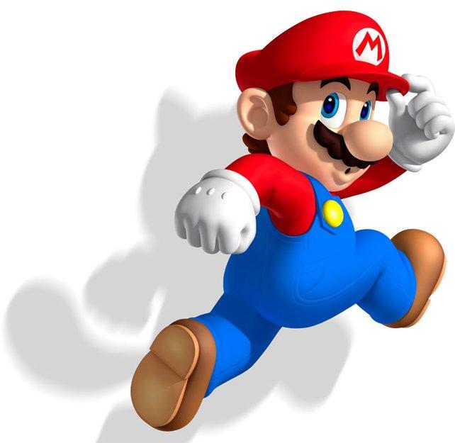 Seit 31 Jahren unermüdlich im Einsatz: Super Mario.