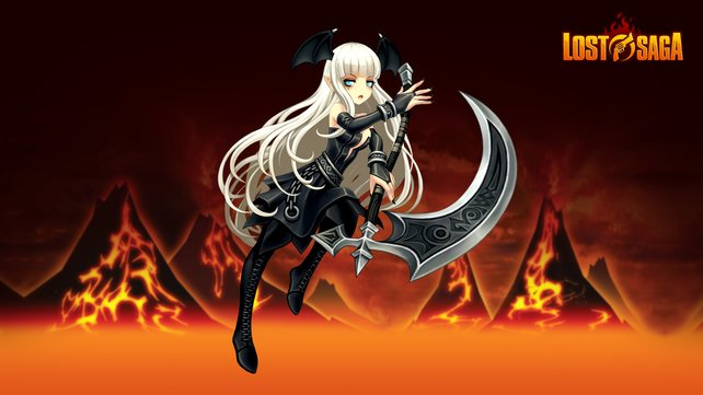 Über hundert Charaktere könnt ihr in Lost Saga spielen.