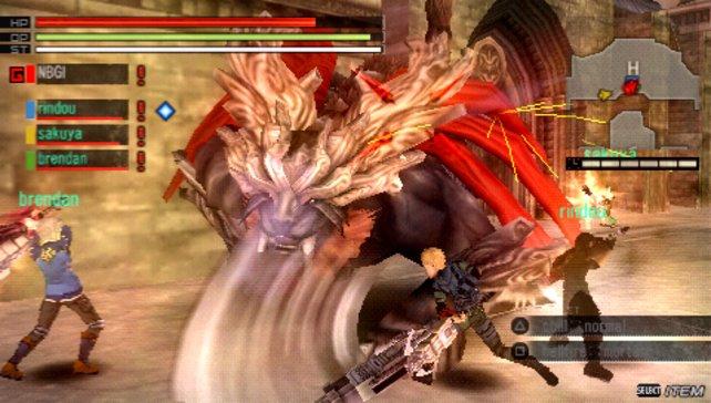 Das Über-Aragami Vajra gehört zu den gefürchteten Gegnern.