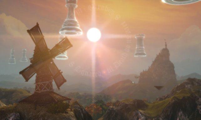 Die Grafiken von Otherland basieren auf das Unreal Engine 3.