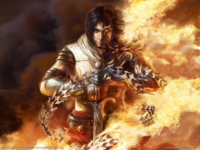 Der Prinz ist zurück in der Prince of Persia-Trilogy.