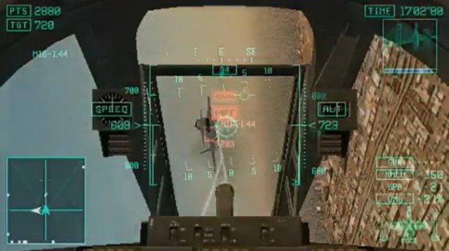 Jedes Flugzeug hat ein individuell designtes Cockpit.