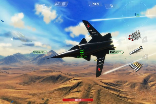 Der grafisch aufwändige Titel würde auch PS3 und Xbox 360 gut stehen.
