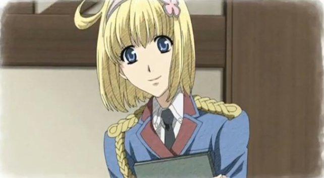 17 Jahr, blondes Haar: Cosette.