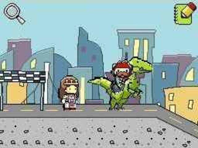 Liebevoll detaillierte Comicoptik unterstreicht die einfache Spielidee.