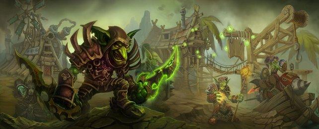 Neu im Bunde der Horde: die Goblins
