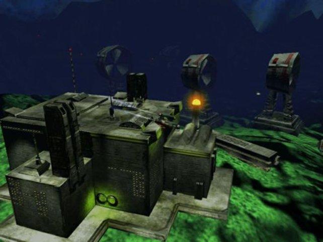 Detaillierte Unterwasserstationen