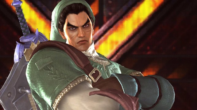 Albern oder cool? Nintendo-Kostüme in Tekken Tag Tournament 2.