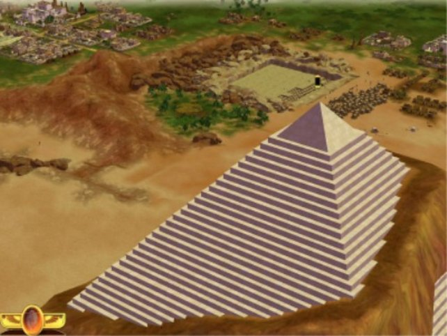 Pyramiden - die Statussymbole Ägyphtens