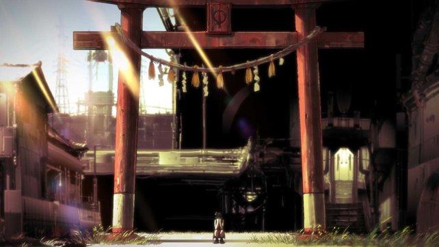 Short Peace - Ranko Tsukigime's Longest Day ist ein digitales Experiment.